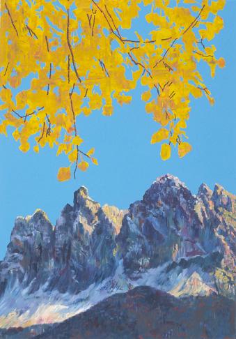CSEKE SZILÁRD: Ősz a hegyek felett (2006)