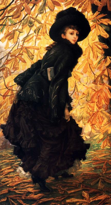 James TISSOT: Október (1877)