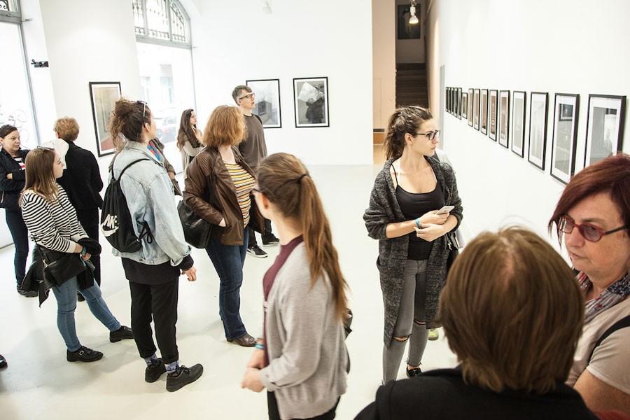 Deák Erika Galéria megnyitó