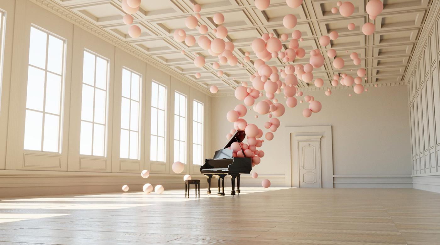 Balloon Concerto Series (2018) Federico Picci