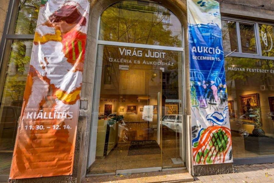 Virág Judit Galéria és Aukciós Ház